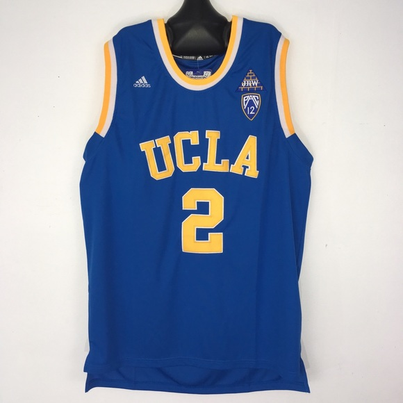 detailed look 5fba5 a0ede New UCLA Lonzo Ball Jersey NWT